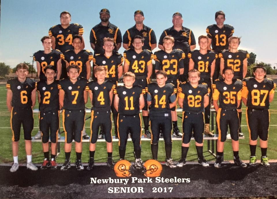 d9bac9397 Steelers Youth Football and Cheer